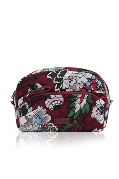 95dd6be0b16a ... Vera Bradley Bordeaux Blooms Mini-Cosmetic - Product List Placeholder  Image