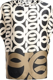 Summum Border Print Top - Product Mini Image