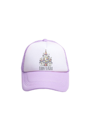 Tiny Trucker Born To Rule Trucker Hat - Product Mini Image