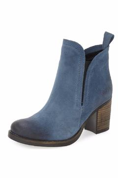 Shoptiques Product: Blue Leather Bootie