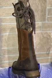 Bos & Co. Bos&Co Goose Waterproof Boiled Wool Mid Calf Boot - Side cropped