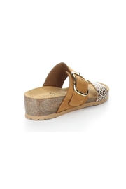 Bos & Co. Lapo Sandal In Brandy / Angelica - Other