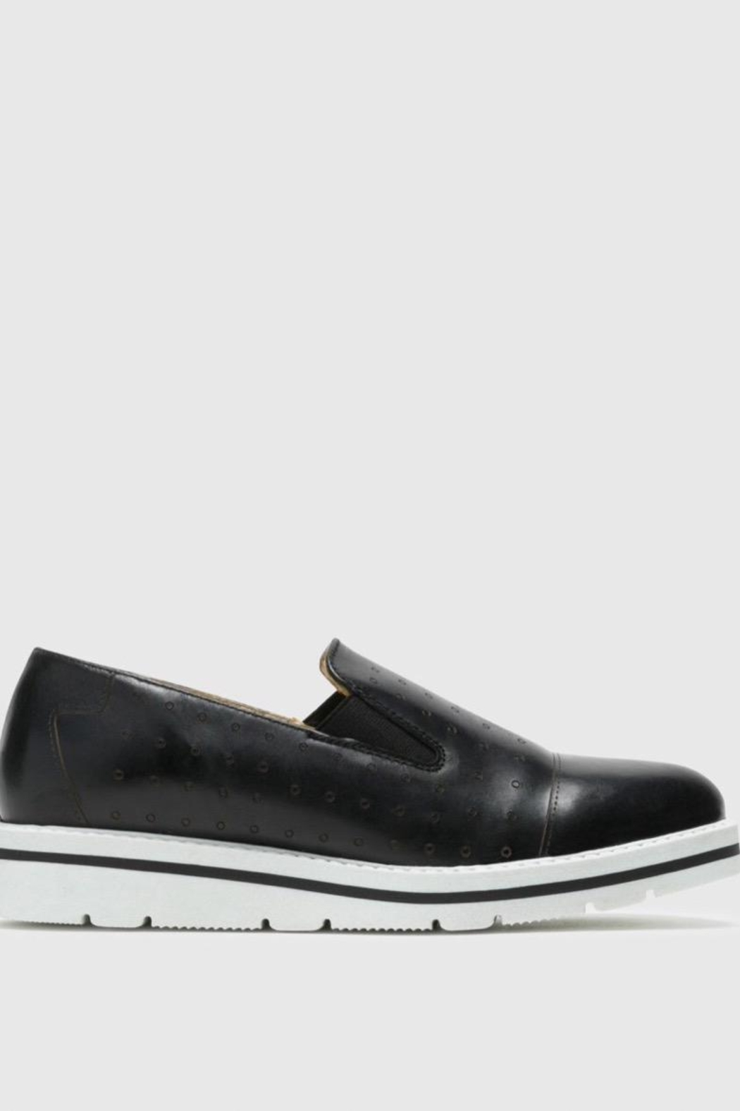 Bos & Co. Leigh Slip-On Sneaker - Side Cropped Image