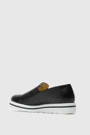 Bos & Co. Leigh Slip-On Sneaker - Back cropped