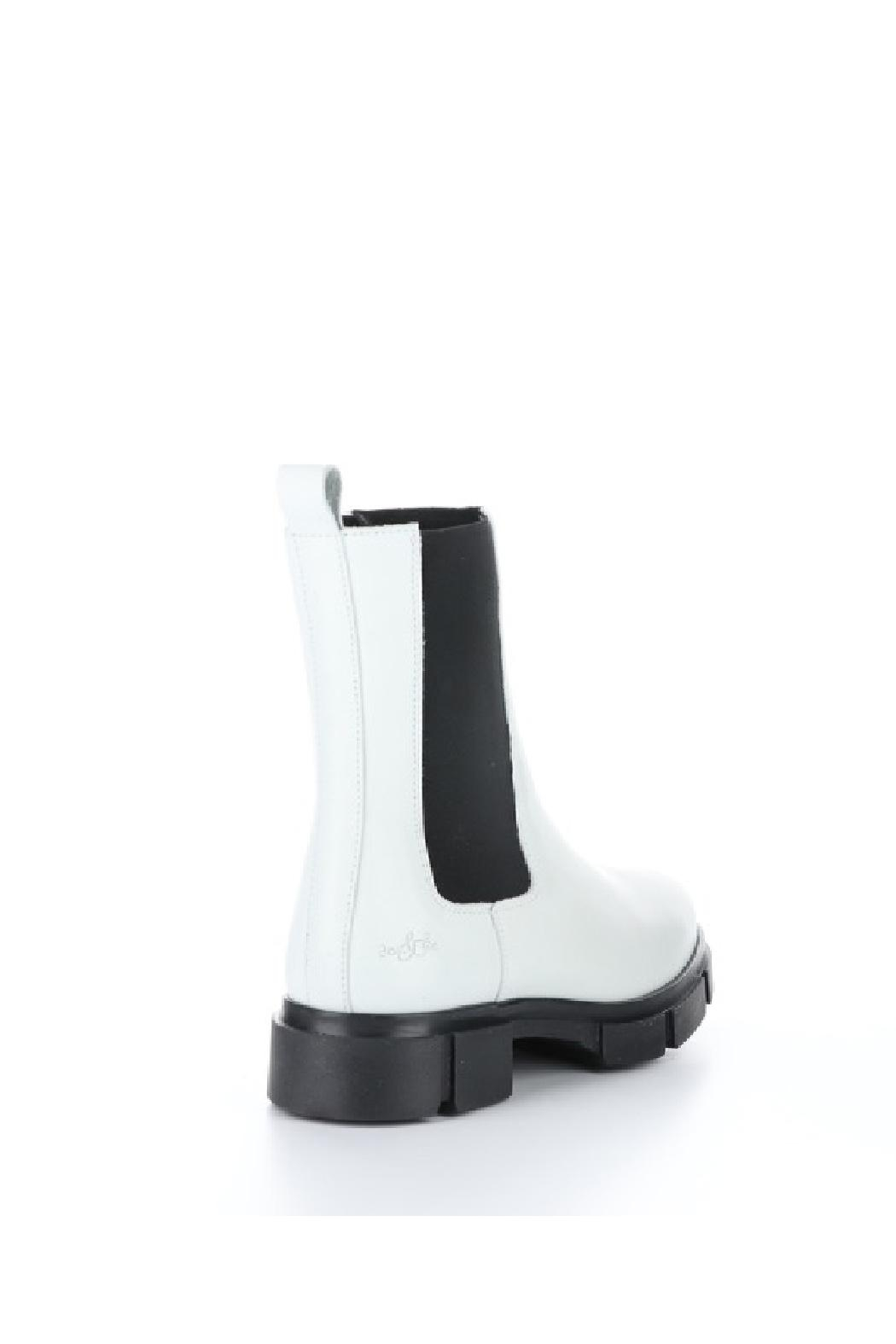 Bos & Co. Lock Boot - Black - Back Cropped Image