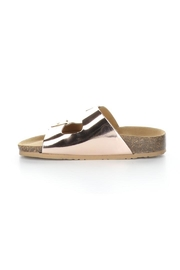 Bos & Co. Prim Rose Gold Mirror Sandal - Other