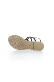 Bos and Co Gael Black Sandal - Other
