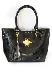 Bosom Buddy Bags Bee Croc Bag - Product Mini Image