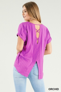 Staccato Boss Babe Blouse - Product List Image