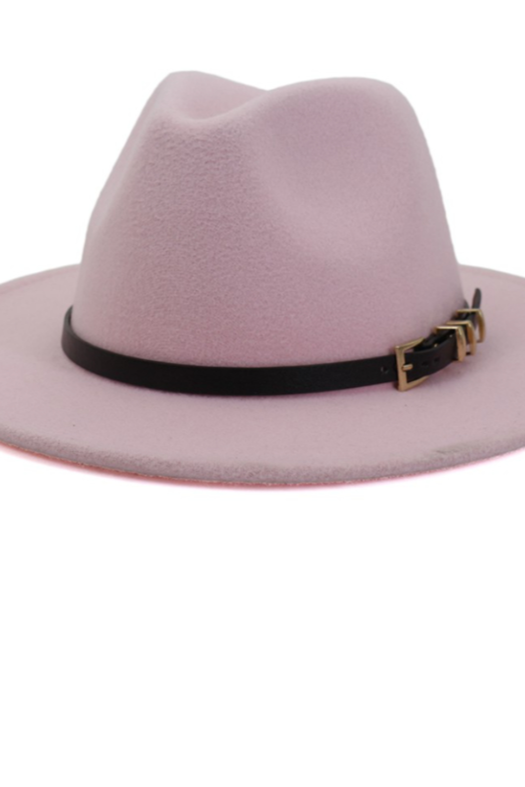 Kindred Mercantile  Boss Babe Brim Hat - Main Image