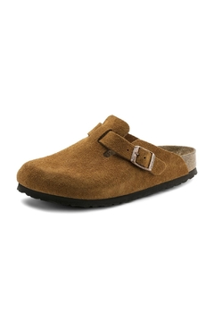 Birkenstock Boston Clog Mink - Product List Image