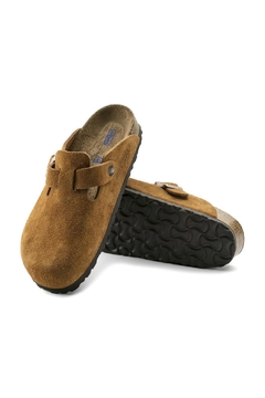 Birkenstock Boston Clog Mink - Alternate List Image