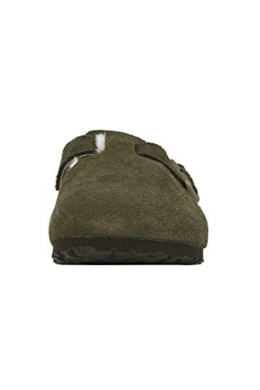 Birkenstock BOSTON FUR from New Jersey by Suburban Shoes