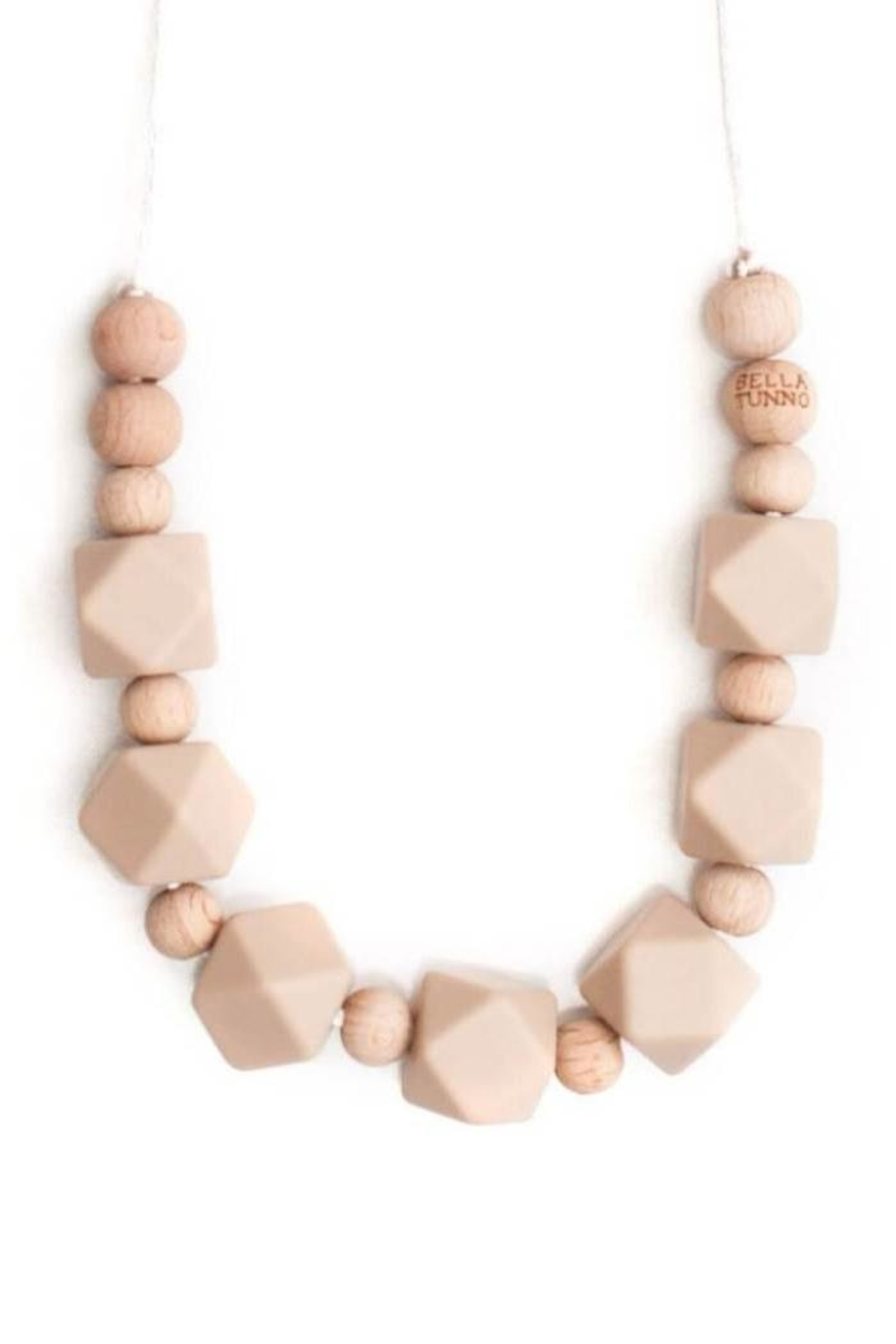 Bella Tunno Boston Teething Necklace - Front Cropped Image