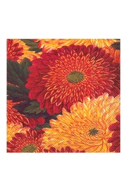 Boston International Mums Luncheon Napkins - Front cropped