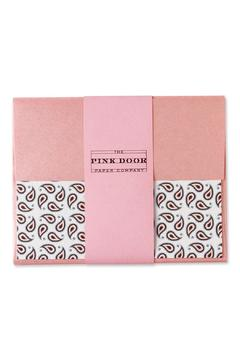 Shoptiques Product: Paisley Notecard Set