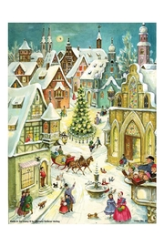 Boston International Town Advent Calendar - Front cropped