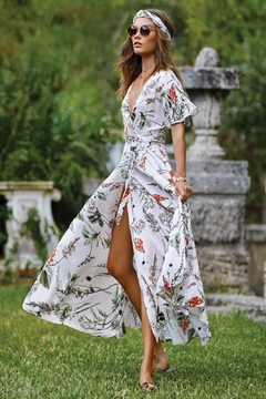 Shoptiques Product: Botanical Maxi