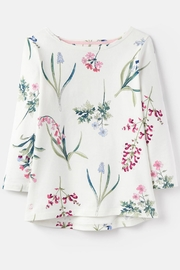 Joules Botanical Print Top - Side cropped