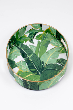 8 Oak Lane Botanical Serving Tray - Product List Image