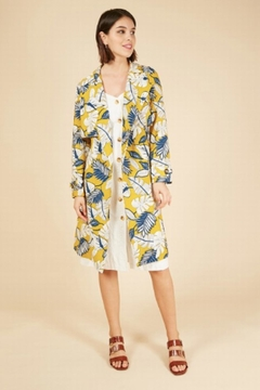 Shoptiques Product: Botanical Trench