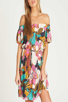 Billabong Both Ways Floral Dress - Product List Image