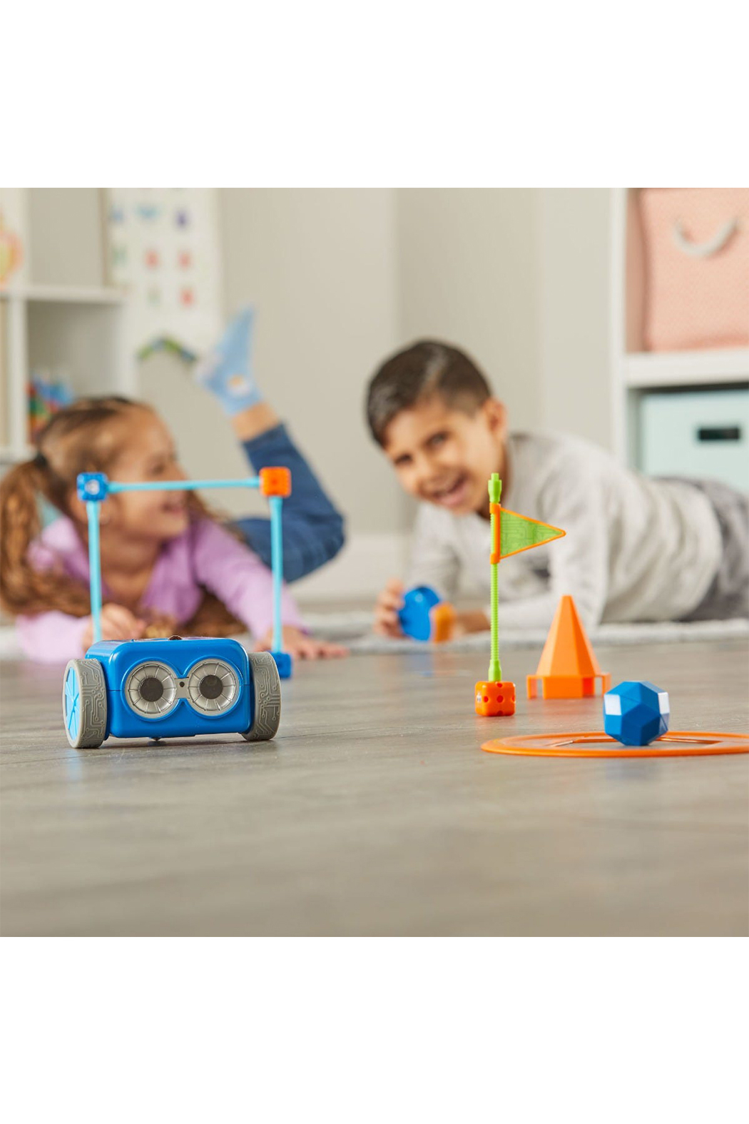 Learning Resources Botley 2.0: The Coding Robot Activity Set - Side Cropped Image