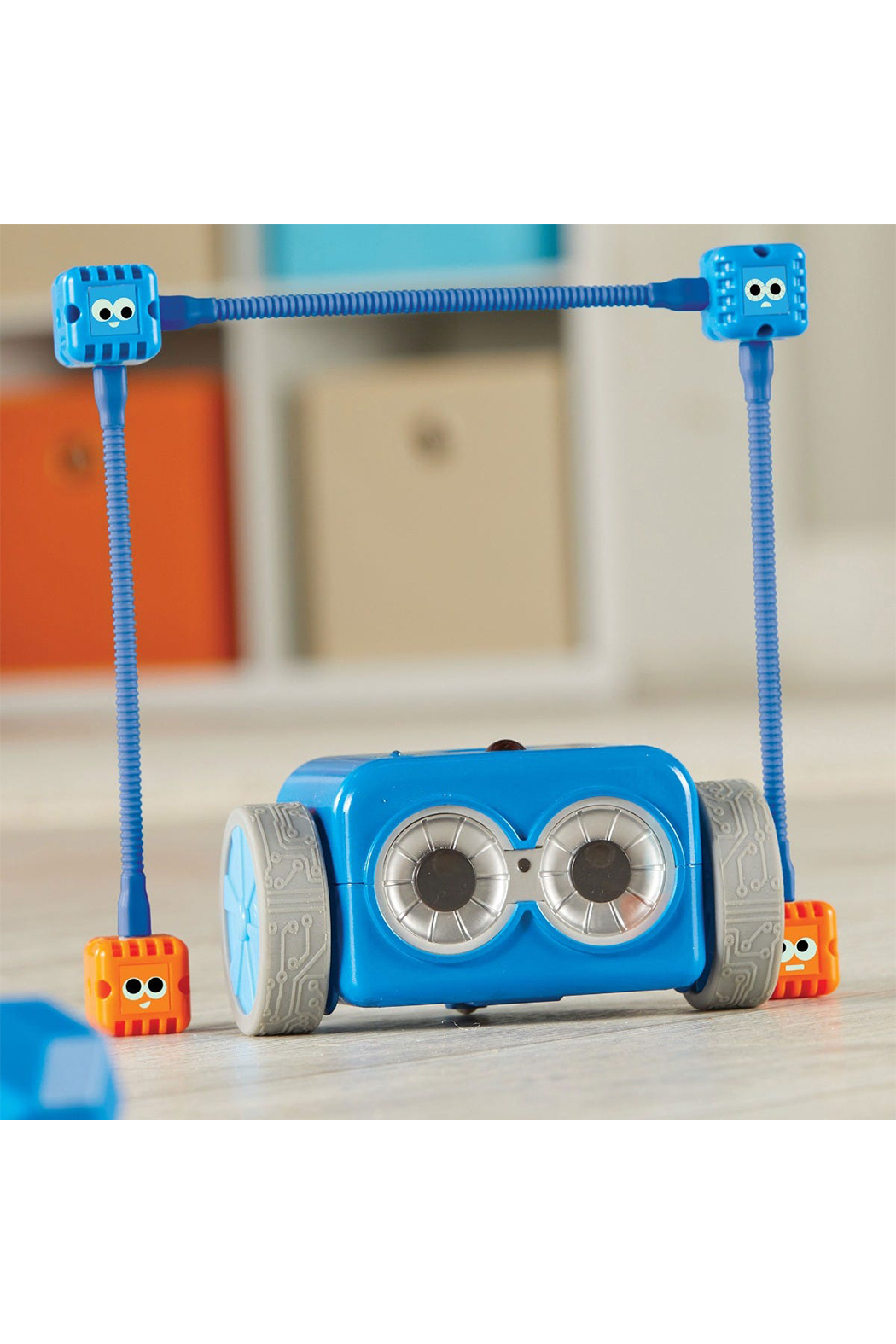 Learning Resources Botley 2.0: The Coding Robot Activity Set - Back Cropped Image