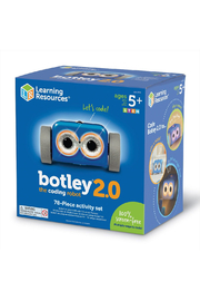Learning Resources Botley 2.0: The Coding Robot Activity Set - Front cropped