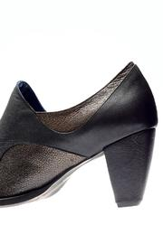 Bottega Bash Black Heels - Back cropped