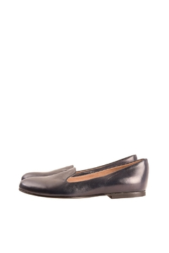 Shoptiques Product: Blue Leather Loafers