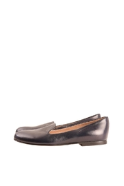 Bottega Bash Blue Leather Loafers - Product Mini Image