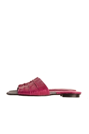 Bottega Bash Elephant Pink Flip-Flops - Product Mini Image