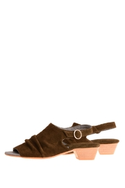 Bottega Bash Green & Khaki Sandal - Product Mini Image