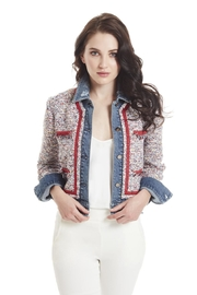 Alberto Makali Boucle Jacket - Product Mini Image