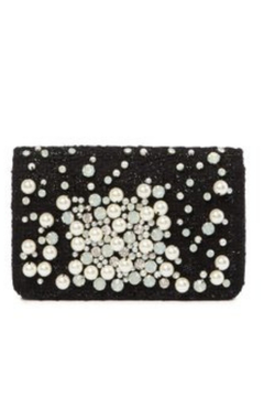 Shoptiques Product: Boucle with Pearl Stone Applique