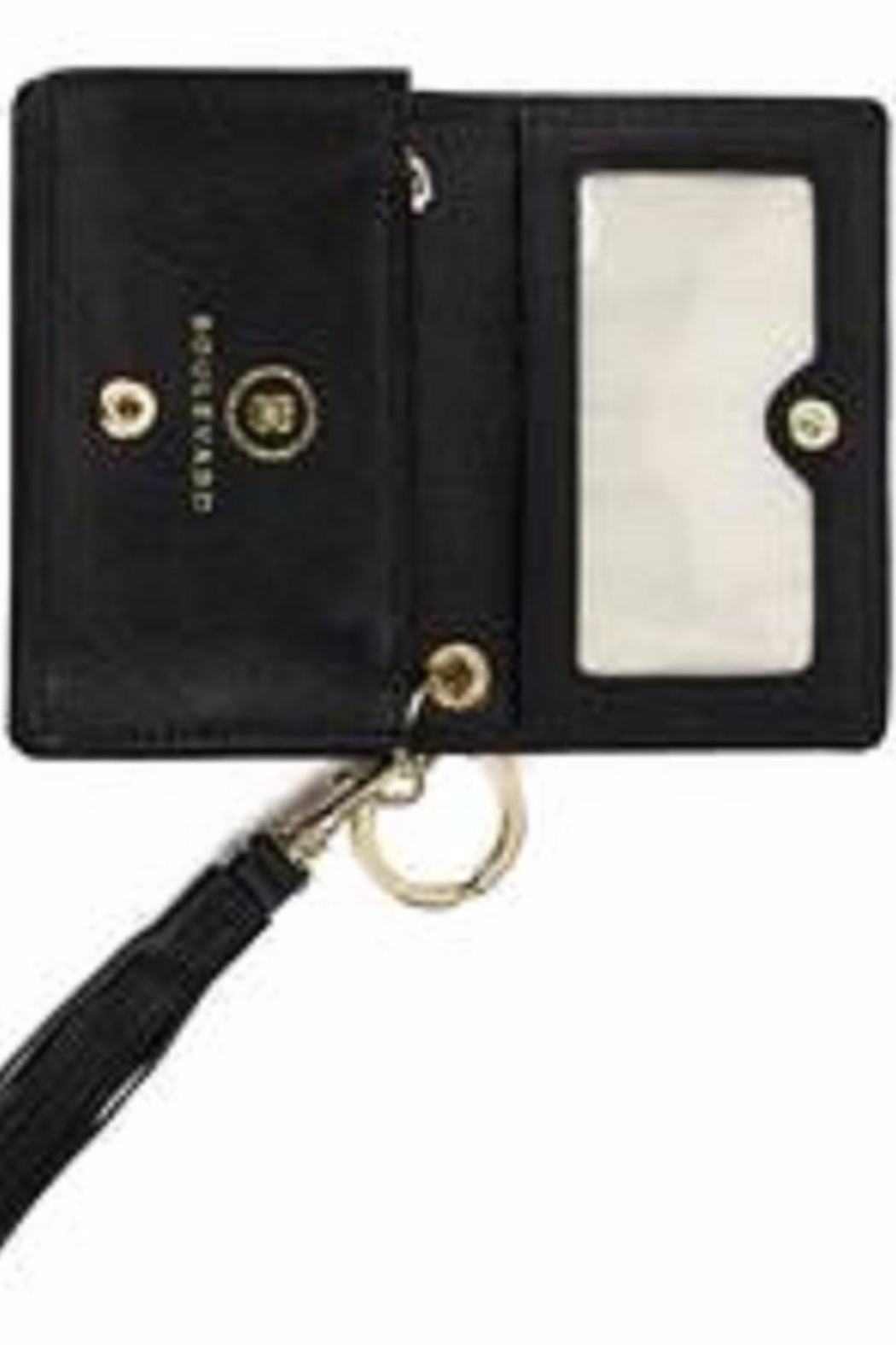 Boulevard Disco Wallet - Side Cropped Image