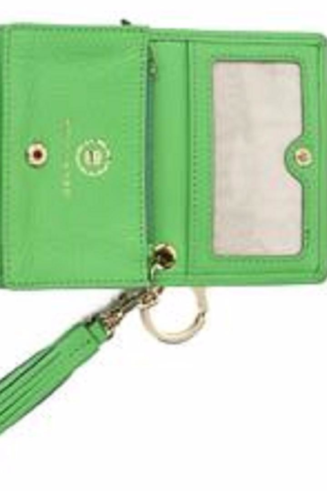 Boulevard Disco Wallet - Front Cropped Image