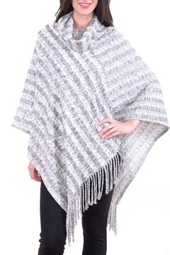 Shoptiques Product: Turtleneck Poncho