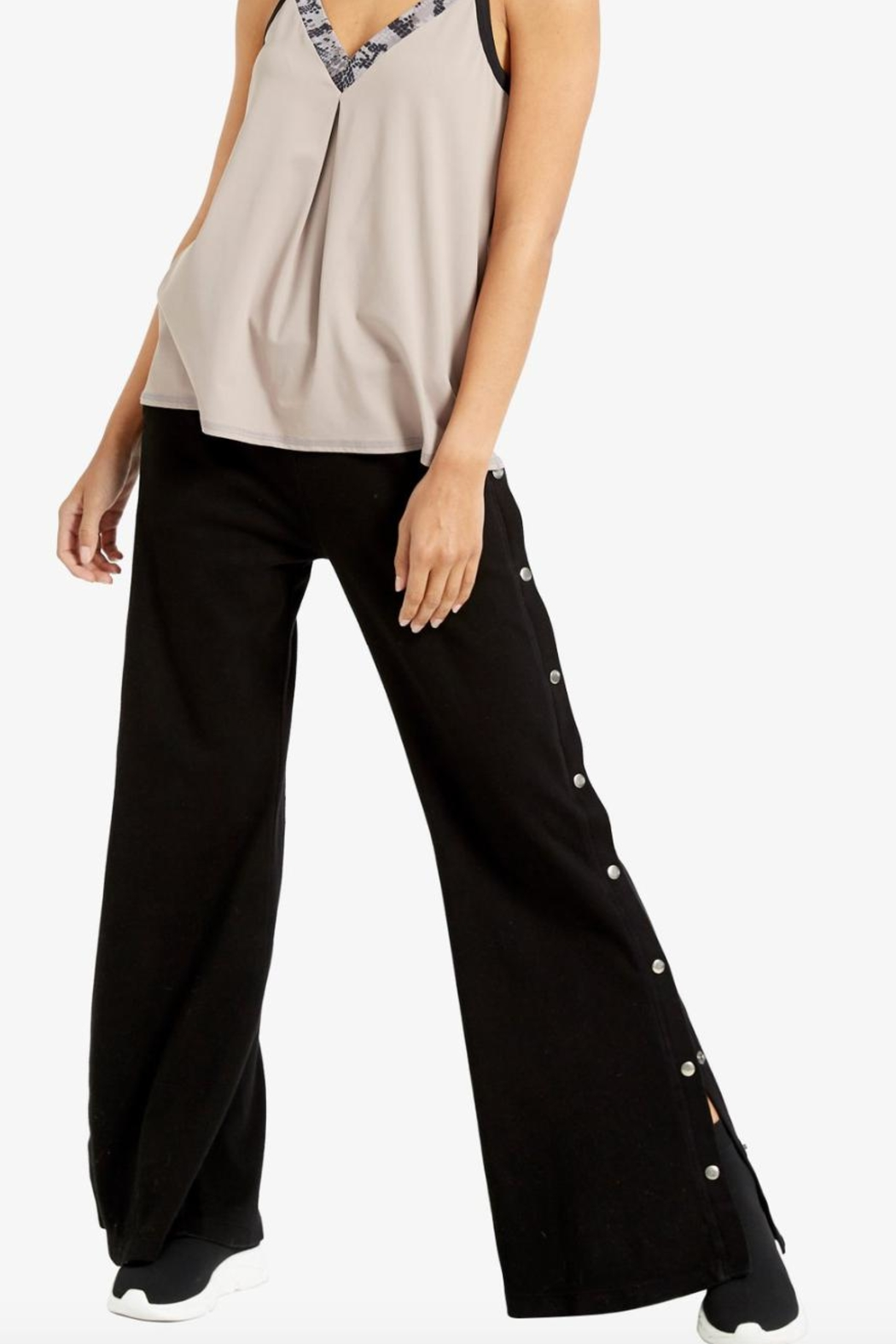 Vimmia Boundary Snap Pant - Side Cropped Image