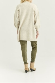 Boundless North  Flora Embroidered Cardigan - Side cropped