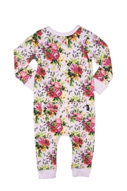 Rock Your Baby Bouquet Playsuit - Front full body