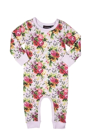 Rock Your Baby Bouquet Playsuit - Front cropped