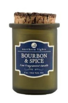 Northern Lights Bourbon and Spice Candle - Alternate List Image