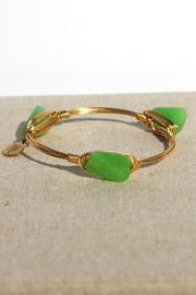 Bourbon and Boweties Green Bracelet - Product Mini Image