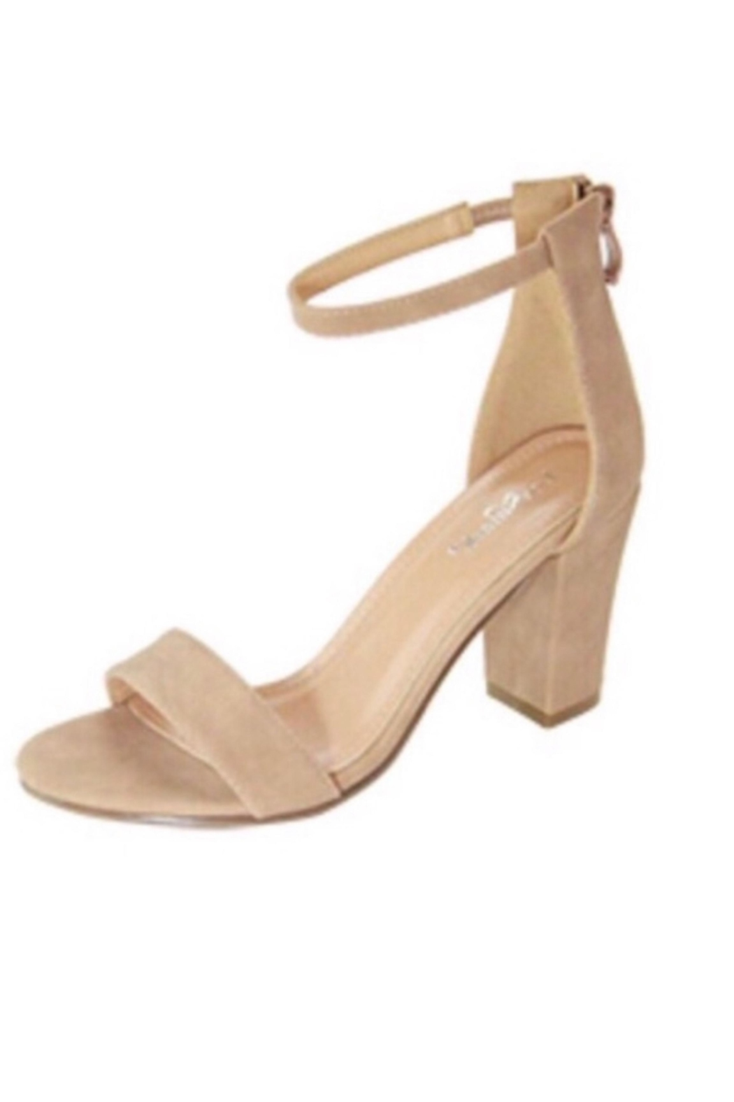 Boutique All Natural Heel - Main Image