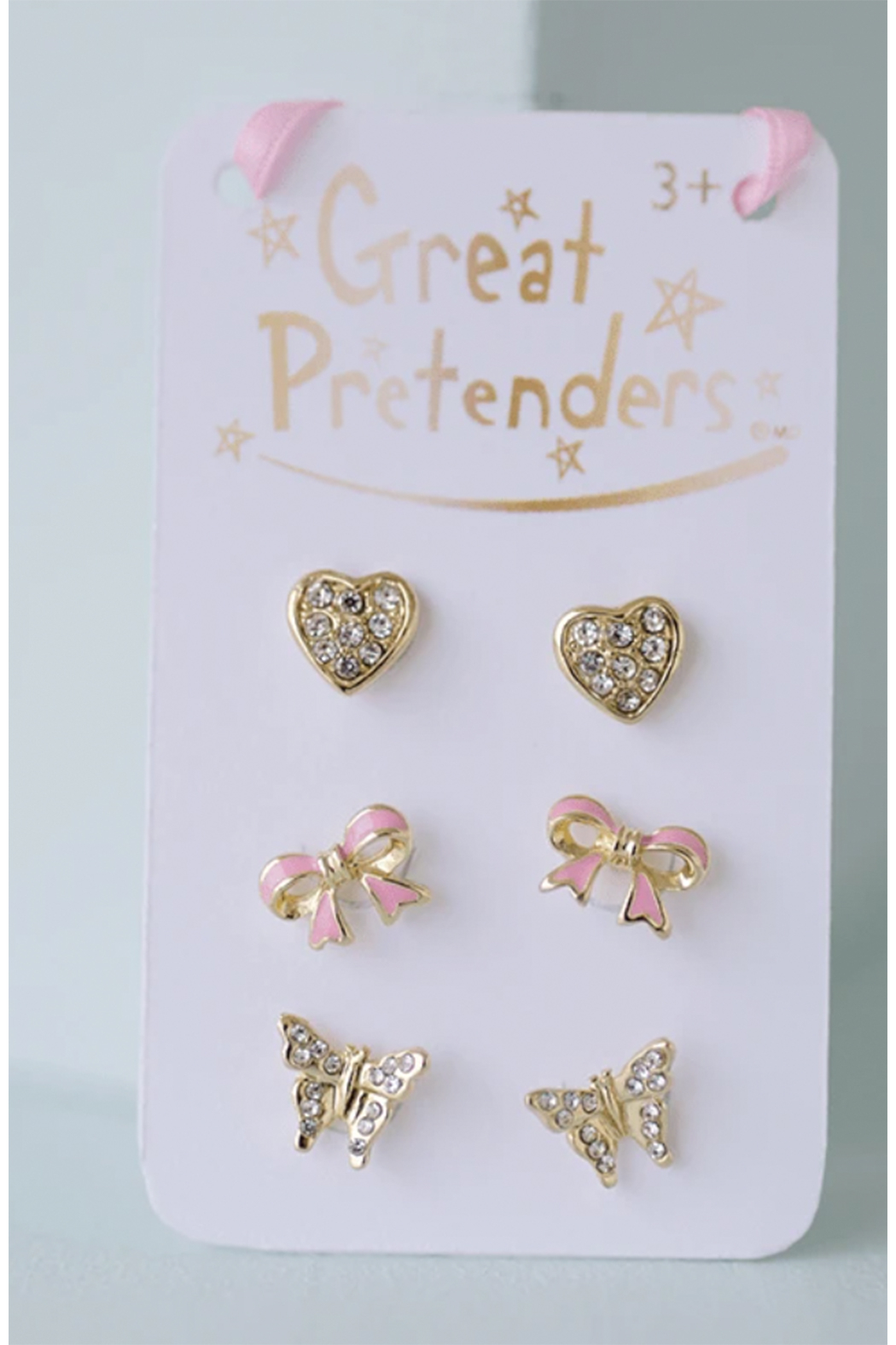 Great Pretenders  Boutique Dazzle Studded Earrings - Main Image