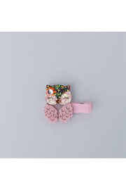 Great Pretenders  Boutique Dear Owl Hair Clip - Product Mini Image