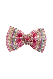 Great Pretenders  Boutique Gem Bow Hair Clip - Product Mini Image