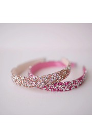 Great Pretenders  Boutique Gummy Glitter Headband - Front cropped